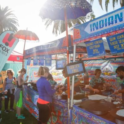 Babajis indian street food events